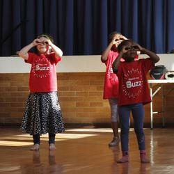 Buzz Drama, Dance & Singing Workshops - Drama, Dance and Singing workshops for kids 5-9 years old. Building confidence, original music, high energy fun!
