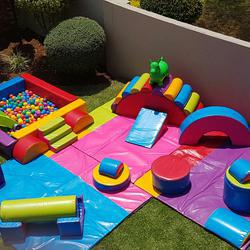 Soft Play Hire - Soft Play Equipment Hire for 6 Months - 4 Years