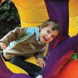 Ace Jumping Castles - Jumping Castles, Inflatables, Water Slides and Carnival Rides for hire for kids parties.