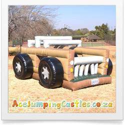 Ace Jumping Castles - Jumping Castles hire, inflatables, water slides, carnival rides for hire for kids parties. We also hire out event entertainers and fun food machines