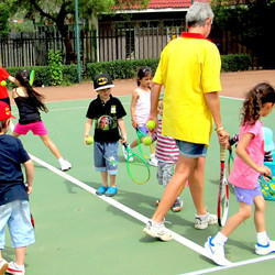 ACE Tennis Coaching - Tennis coaching for kids (from 6 years) & adults;  ball skills for children (2-5 years); cardio tennis for adults