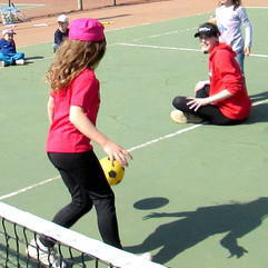 Sport - Ace Tennis Coaching and FUNball