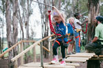 Acrobranch- Melrose - Outdoor,  Zip line. foefie slide, tarzan tree  action, adventure birthday parties for kids, teens & adults,