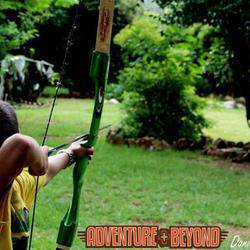 Adventure n Beyond - Party venue & party services incl Paintball, Archery, Air Riflery, Climbing to a Giant Swing