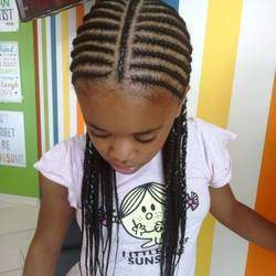 AfroKids Salon - Kids Hair Salon that specialises in Ethnic kids hair but also  Caucasian hair, Interactive and Fun Environment PLUS  Kids Pamper Parties with manicures, pedicures and facials.