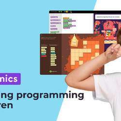 Algorithmics School of Coding Gauteng - Online coding and programming courses for kids and teens.