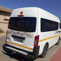 Amber Transport  - School transportation for kids to and from school as well as extra murals in the Midrand area