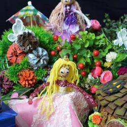 Antoinette's Marionettes (Puppets) - Puppet shows at nursery/primary and secondary schools, birthday parties, festivals and other functions.