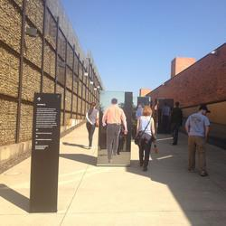 Apartheid Museum - interactive history museum that illustrates the rise and fall of apartheid in South Africa.