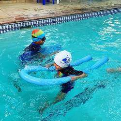 Aquatic Zone and Aquatots Fairland - Swimming lessons from toddlers to adults in an indoor heated pool facility. From 6 months – all ages