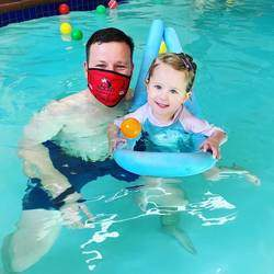 Aquatots Fourways - The parent-tot group approach that develops the natural swimming ability of infants 0-36 months in a loving and fun-filled environment. The inherent potential of infants is encouraged and developed through songs and games in the aquatic environment.