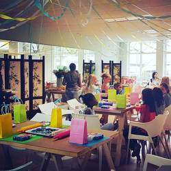 Aromadough  - Make Aromadough, slime and a variety of activities in prebooked workshops. We also host birthday parties themed to the occasion.