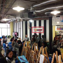 Artjamming Melrose Arch  - Fun art and craft venue for kids, messy play classes, party venue