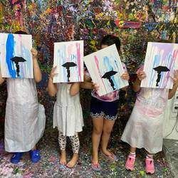 Artjamming - Fun art and craft venue for kids, messy play classes, party venue