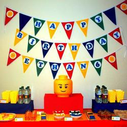 Artee Parteez - LEGO® Parties for kids.