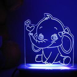 Illuminate Creations - Night lights kids love!