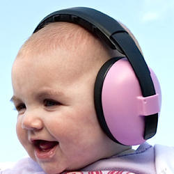 Baby Banz & Kidz Banz Range - Funky protective earmuffs for outings and home & baby sun protection wear, UPF50+ hats, sunglasses, costumes, peaks, shoes, nappies