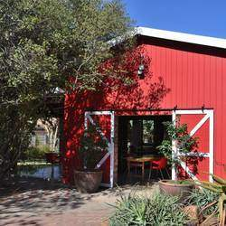 The Barn on Boundary - Beautiful country venue with stunning red Barn for hosting children's birthday parties, baby showers, kitchen tea's. Lots of play area, bike trail and a small farm yard.