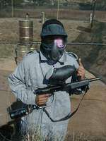 Battlezone Paintball - Paintball party venue for kids and teens birthday parties in Bryanston, Johannesburg.