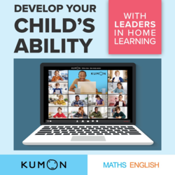 Kumon Parkwood Study Centre - Maths and English learning programme. Develop your ability to the maximum!