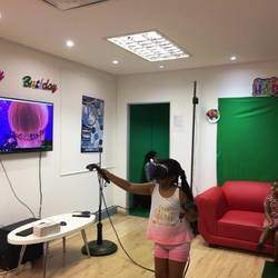 Blue Ocean VR - Virtual Reality Experience Center for an immersive and interactive experience, Mobile VR parties, we will come to you or Extra Mural VR holiday programs for kids