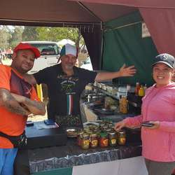 Blue Pea Country Market  - Set in the unique country surroundings of the Rietvlei Zoo Farm, in Jhb South, our market comes to life every Saturday morning at 8am.