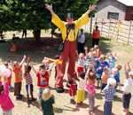 BoB The Clown - Childrens Parties: Mimes, Clowns, Balloon Sculptors, Clumsy Waiter, Stilt Walkers and Magicians
