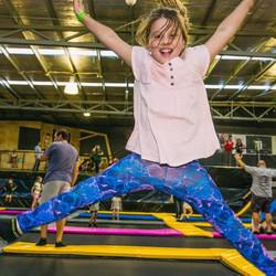 Bounce Inc - Bounce trampoline park - free jumping arena, wall jams, bounce bag, dodgeball, super tramp, corporate events/teambuilding venue, party venue