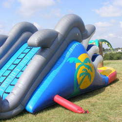 Bouncy Jumping Castles - Inflatable hire - jumping castles, waterslides, water walker balls, rides, entertainment and party hire.