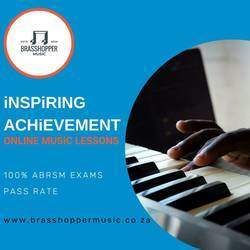 Brasshopper Music - One-on-one Music Lessons Online.