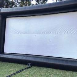 Bright Night Cinema - Host An Outdoor Movie Night With Large Inflatable Movie Screens.