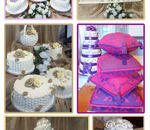 Brilliant Cakes -  Wedding  & Birthday cakes in sponge or ice-cream.  Image ,shaped & 3d cakes. Vegan eggless, Glutten free, & Diabetic cakes.