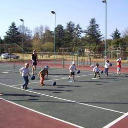 Bryanston Playball - Playball creates a structured environment whereby children in different age groups are exposed to a variety of sport and movement skills