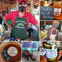 Bryanston Market - Bryanston Market – a magical place, removed from the rush of everyday life, offering inspired crafts and wholesome food.