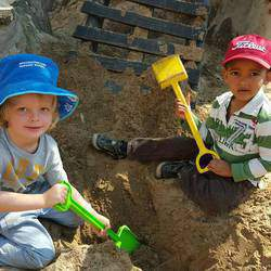 Buckets and Books - A country-style nursery school for toddlers & kids in Broadacres, Fourways.
