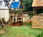 Buddies Playgym - Huge variety of wooden jungle gyms and obstacles for playgrounds at school or home
