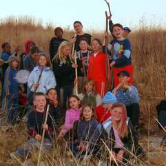 Camps-sleepover - Bushtrail holiday camp (8 dys)