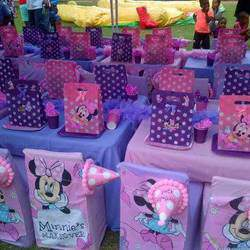 Busingc Kids Parties - Party planners, themed decor, party hire - candy floss, popcorn machines, chocolate fountains, jumping castles