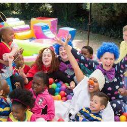 Win an interactive Buzz Birthday Party worth R2200