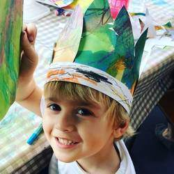 Canvas Club Woodmead - We offer arts and crafts classes, host birthday parties and bespoke events too! From 18mths to 13 yrs.