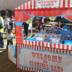 Carnival Land  - Carnival games hire for children's parties & corporate team building events, popcorn, slush, candy floss machines & more