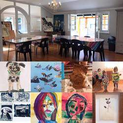 Caroline's Art Studio for Children - Small art classes for children by qualified and experienced artist and teacher