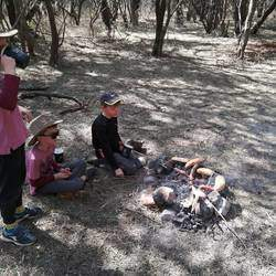Cashane Junior Rangers - Survival and bushcraft courses for children. Cashane Junior Rangers is about bringing people back in touch with nature through fun outdoor activities
