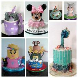 Wicked Creations - Truly unique cakes, created by an artist for any special celebration.  We offer you one-of-a-kind creations according to your specifications with our expert advice.