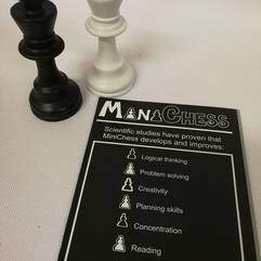 Chess - Chess at Kinder Theatre