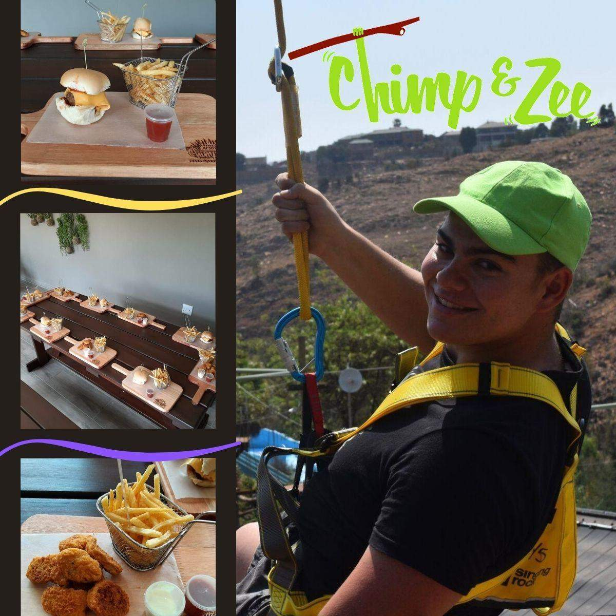 Win a Chimp n Zee party for 10 kids worth R2500