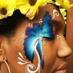 Christy's Facepainting - Face painting, Glitter Temporary Tattoos, Make-up Parties and Glow in the Dark for parties & events/functions