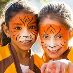 Christy's Facepainting - Face painting, Glitter Tattoos, Make-up Parties and Glow in the Dark for kids parties & events/functions