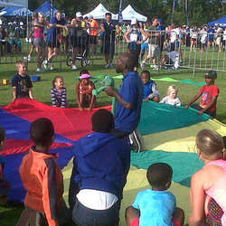 Clamber Club Parties  Centurion - Clamber Club parties for toddlers & kids - we bring the fun to you!