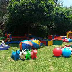 Clamber Club Parties East Rand - Kids mobile obstacle course parties with a difference for birthday parties, schools, school functions and corporate functions.Soft Toy Hire